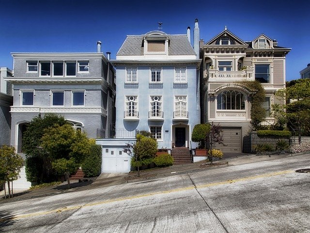 House in the San Francisco area code